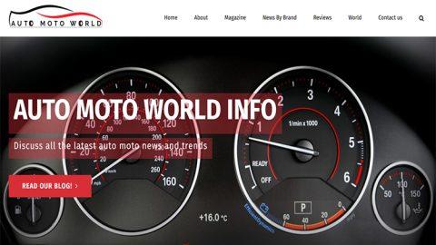 auto moto news