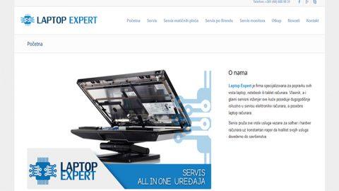 Laptop Expert - Laptop servis