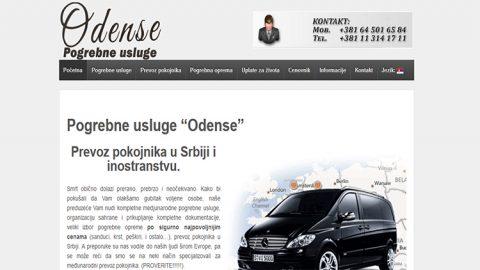 Pogrebne usluge Odense