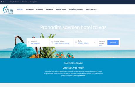 Turistička agencija VOStravel